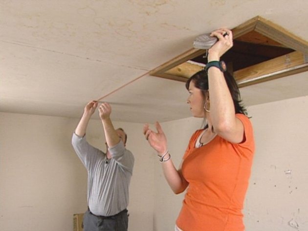 Attic Door Insulation How To Install Image 67