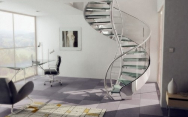 Circular Staircase Design Spiral Minimalist Design Fashionable Staircase Ideas Pictures 93
