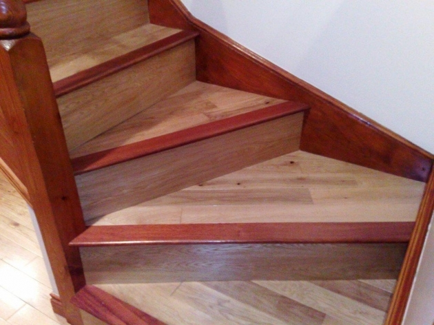Hardwood Stairs Treads And Risers Stair Pics 78