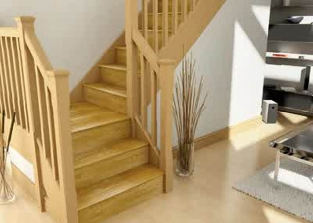 Hardwood Stairs Treads Wooden Oak Picture 83