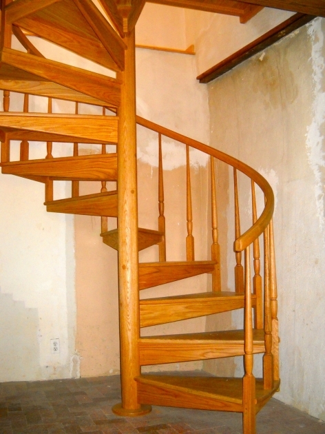Oak Spiral Staircase Dixon Hacienda Sunwood Design Photos 97