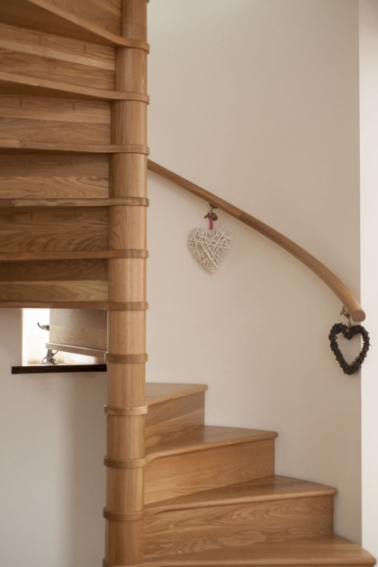Oak Spiral Staircase Timber Pictures 65