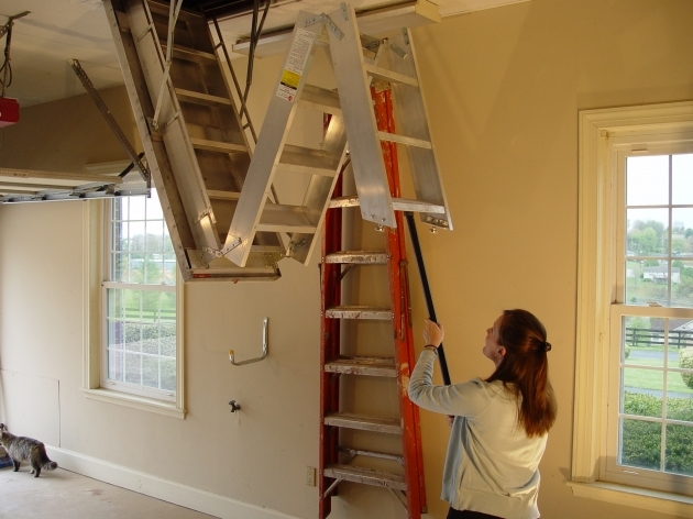 Pull Down Attic Stairs Wide Basic Home Stair Design Pic 27