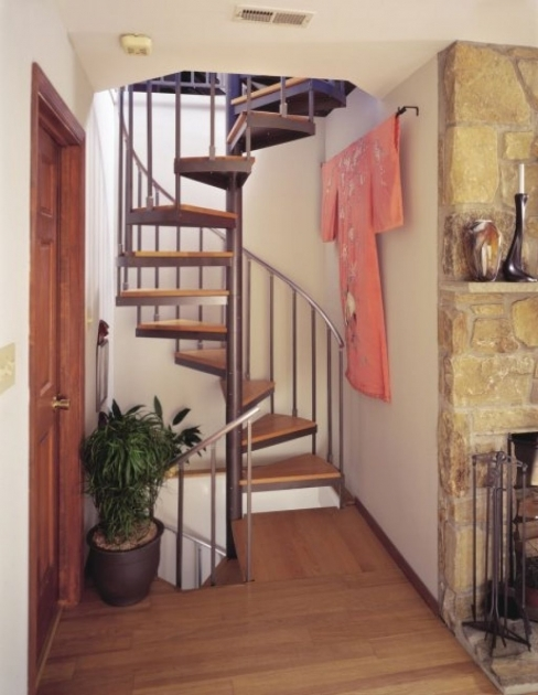 Small Spiral Staircase Dimensions Best Spiral Stair Design Home Interior Image 58