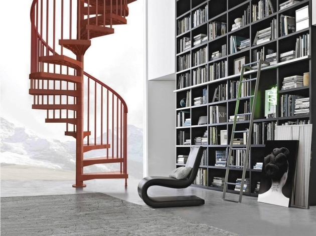 Small Spiral Staircase Dimensions Ideas Home Design Pictures 15