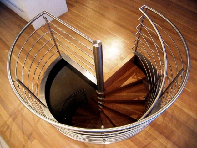 Spiral Staircase Dimensions The Important Pros And Cons Photos 15
