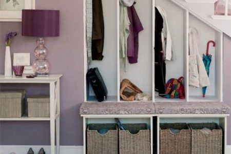 Under Stairs Cupboard Storage Ideas