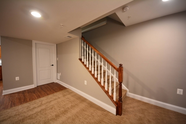 Basement Stairs Railing Basement Stair Railing Ideas Stairs Pictures Minimalist Modern Pics 02