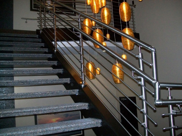 Metal Stair Railings Metal Stair Railing Ideas Home Stair Design Pic 97