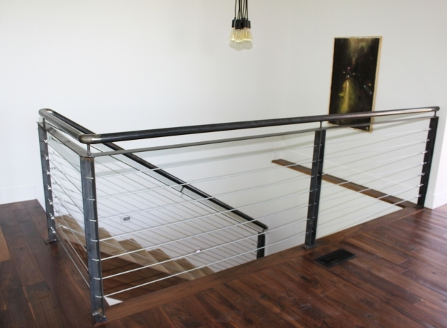 Metal Stair Railings Work Shop Denver Stairs Pics 36
