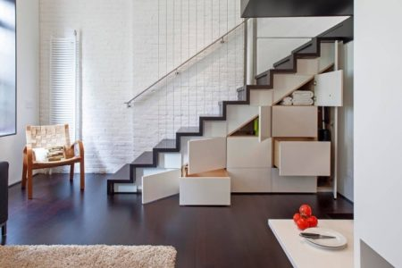 Modern Under Staircase Design