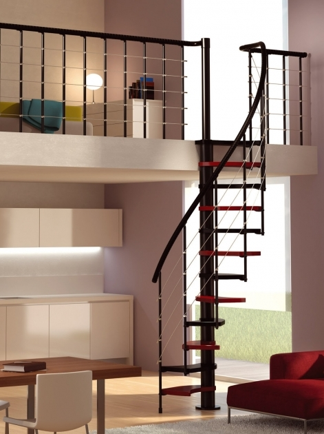 Spiral Staircase Design Small Spiral Staircase Ideas Image 18