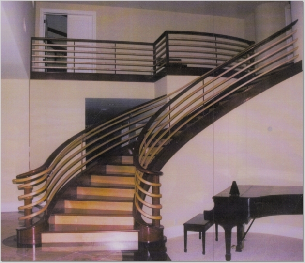 Curved Staircase Railing Curved Stairs Again Orig Stairs Lvl Design Pictures 74