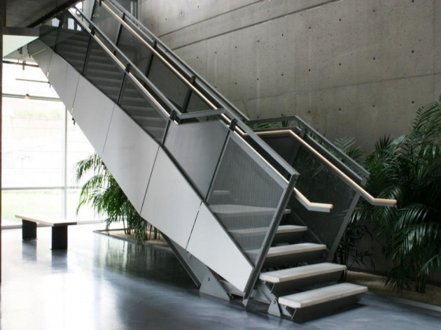 Modern Metal Stair Railings Models Exclusive Pics 82