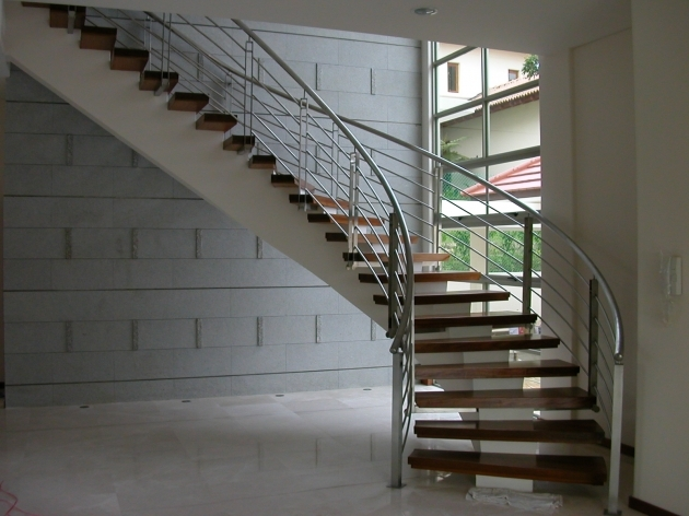 Stainless Steel Railing Designs For Luxurious Home Design Pictures 97