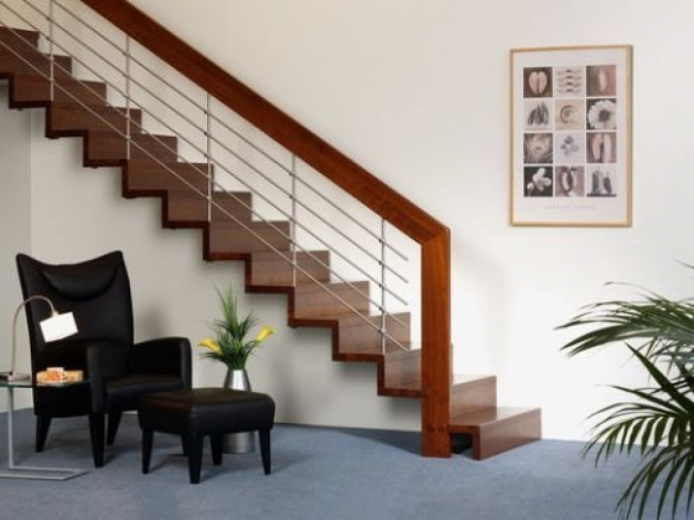 Contemporary Stairs Railing Design Metal Stair Railings Image 70