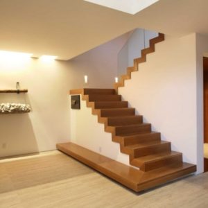 Designs for Stairs with a Landing