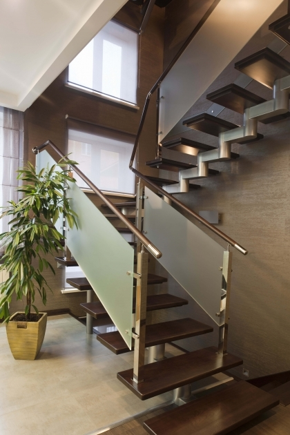 Designs For Stairs With A Landing Flamboyant Modern Staircase Designs Photo 65