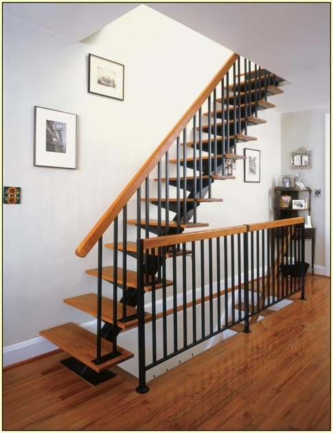 Floating Staircase Kit Home Design Ideas Image 33