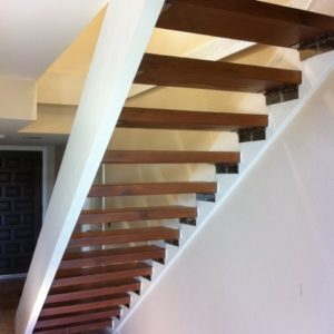 Floating Stairs Brackets