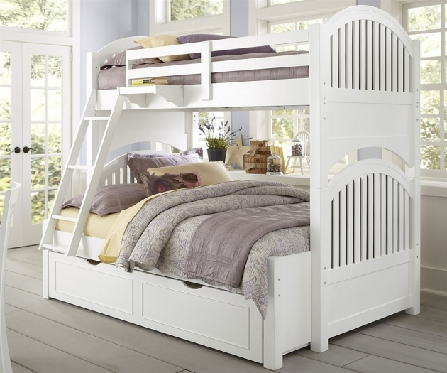 Full Over Full Bunk Beds With Stairs Kids Furniture Ideas With Trundle And Storage Drawers Picture 49