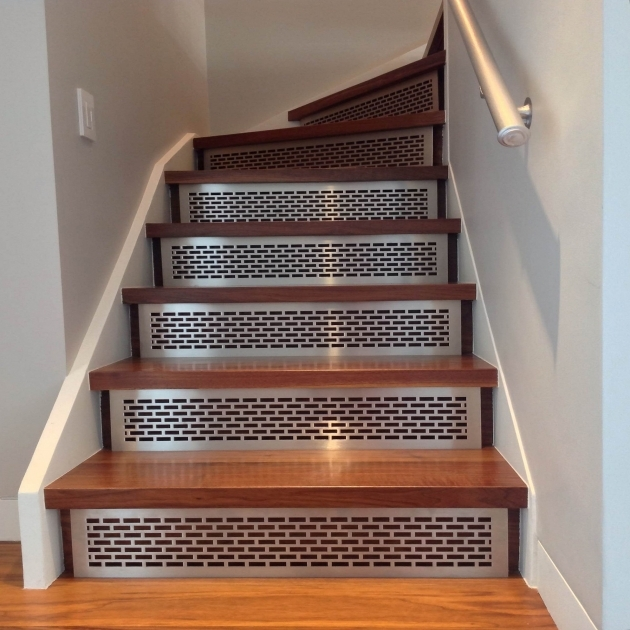 Hardwood Stair Treads And Risers  Image 20
