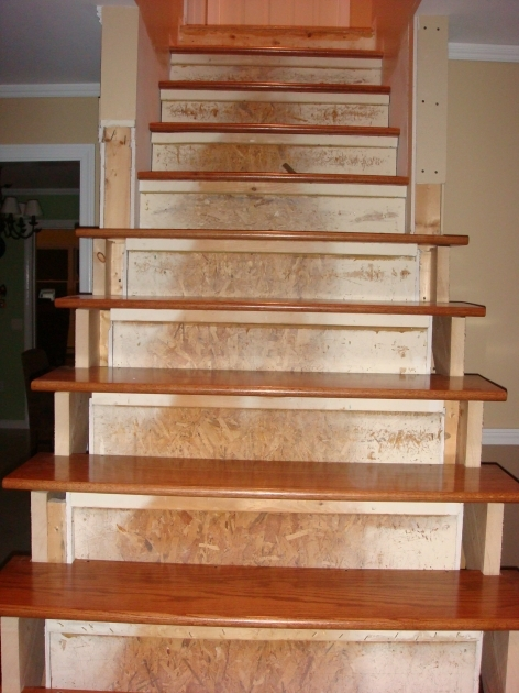 Hardwood Stair Treads Design  Photos 88