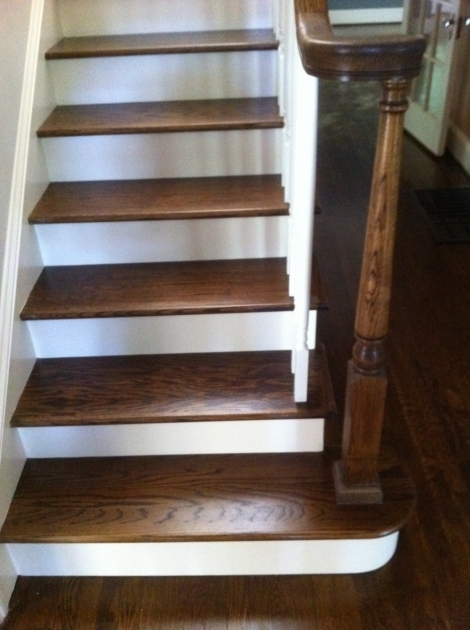 Hardwood Stair Treads Home Stair Design Luxury And Modern Staircases Photo 88