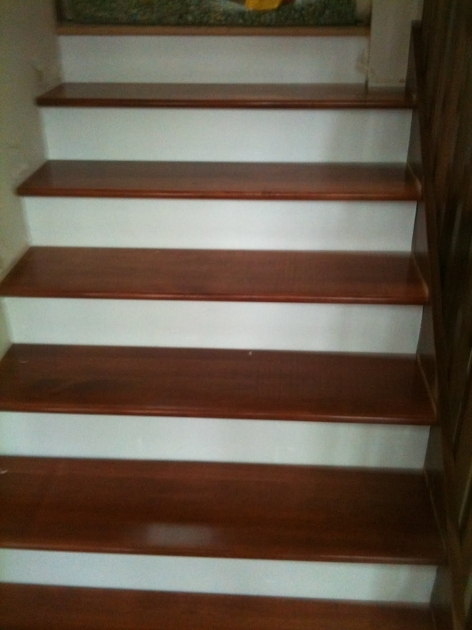 Hardwood Stairs Slippery Ideas Picture 97
