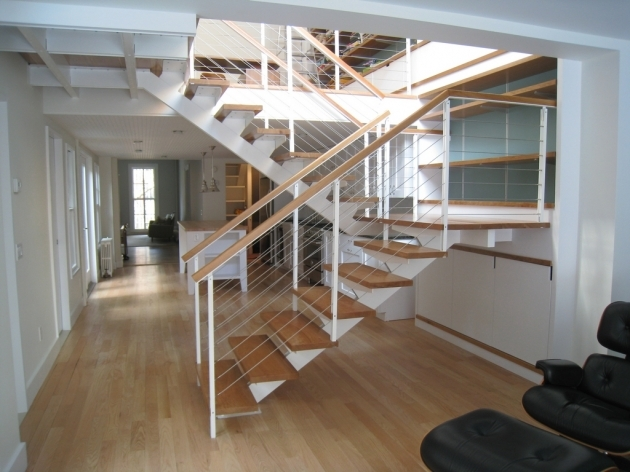 Interior Stair Stringers  Ideas Design Easy Stair Stringers Image 38