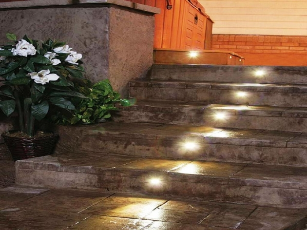 Outdoor Stairs Lighting Low Voltage Ideas Picture 79