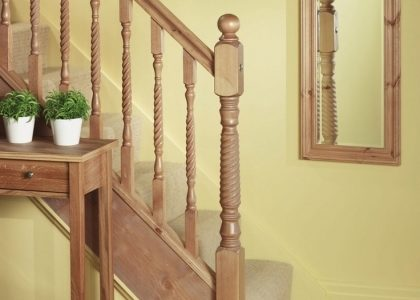 Staircase Spindles Wood