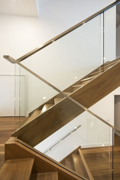 Staircase Steel Railing Designs With Glass Ideas Pics 59