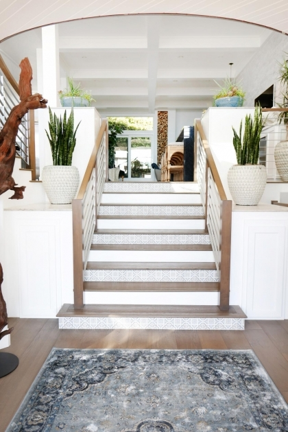 Tiles For Stairs Outdoors Blackband Design Coastal Remodel San Clemente Transform Pictures 55