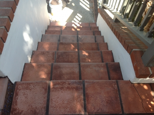 Tiles For Stairs Outdoors Efflorescence Removal Tile Water Damage California Tile Photo 36