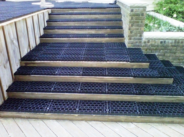 Tiles For Stairs Outdoors Silca System Deck Stairs Remodeling Projects Pictures 86