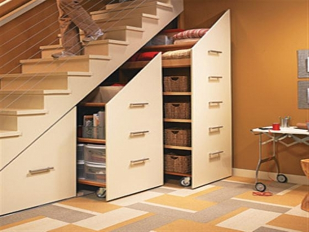 Under Stairs Closet Storage Ideas Home Interior Pic 13