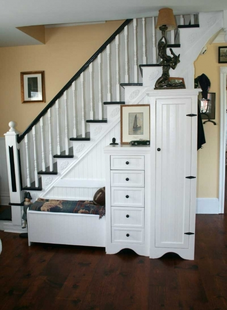 Under Stairs Closet Storage Ideas With Drawers Pic 31