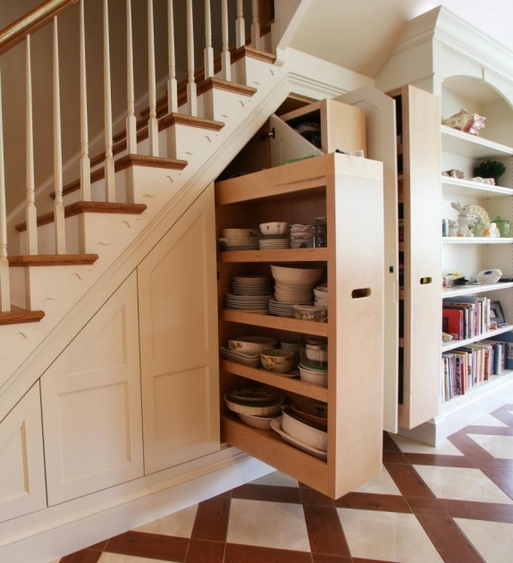 Under The Stairs Storage Ideas Design Photo 98