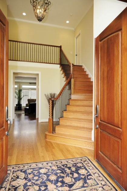 Designs For Stairs And Halls Beautiful Entrance Hall Designs And Ideas Photos 39