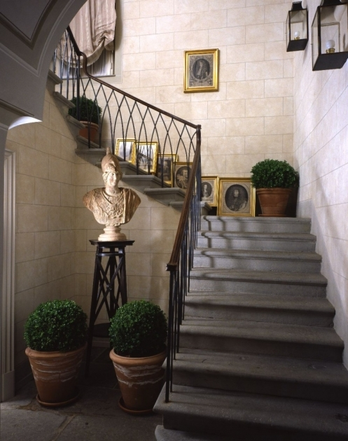 Designs For Stairs And Halls Foyer Staircase Decorating Ideas Photos 12