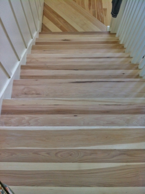 Oak Stair Treads Prefinished Dark Walnut Photo 04