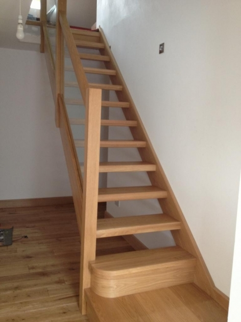 Oak Staircases With Glass Balustrade Open Plan Pics 80