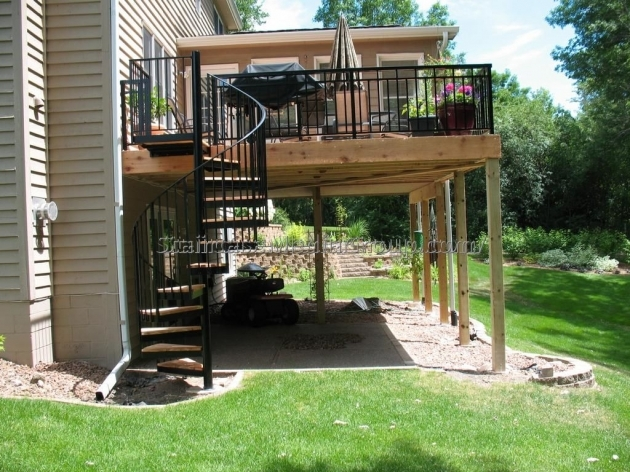Outdoor Spiral Staircase Kits Best Ideas Design Photo 92