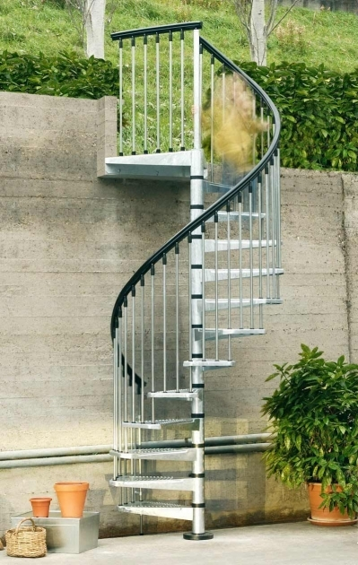 Outdoor Spiral Staircase Kits Dream Exterior Spiral Stair Edmonton Photo 97