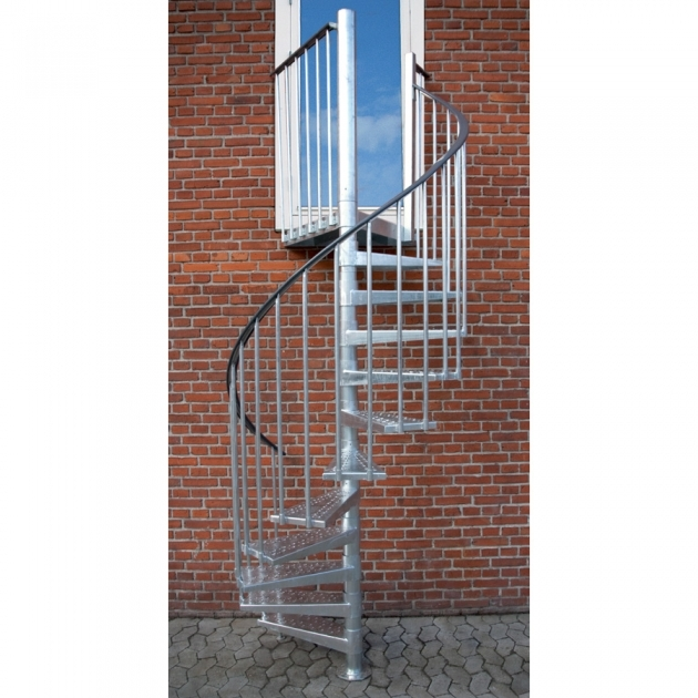Outdoor Spiral Staircase Kits Toronto Photo 86