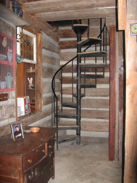 Smallest Spiral Staircase Dimensions Small Space Stair Design Ideas With Black Metal Swirl Staircase Photos 04