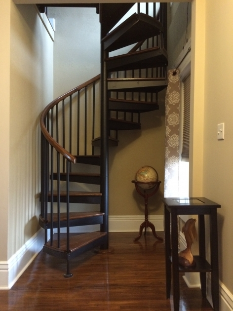 Smallest Spiral Staircase Dimensions To Maximize Small Spaces Pics 63