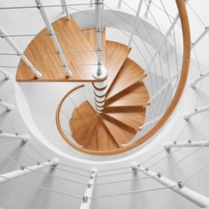 Spiral Staircase Measurements