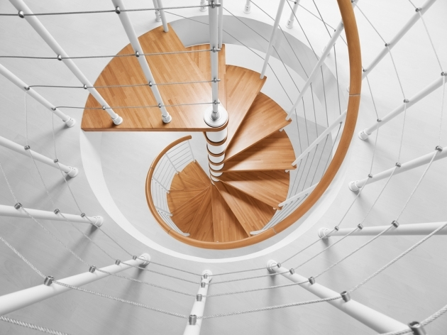 Spiral Staircase Measurements Indoor Stairs Design Photo 62